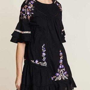 Free People Pavlo Embroidery Dress (Tag on)